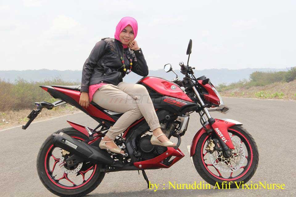 Modifikasi Yamaha Old Vixion jadi ala MT25 asal Purworejo Ini lagi heboh 04 Pertamax7.com