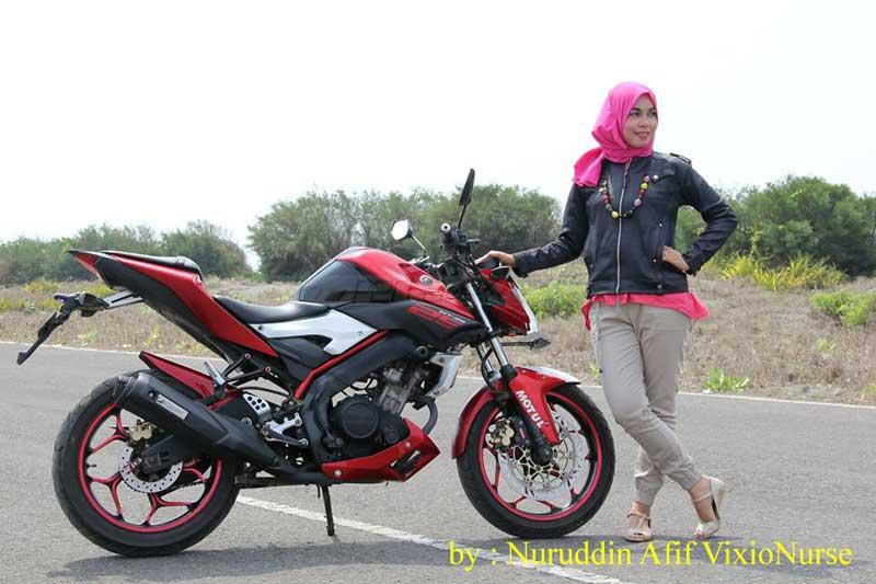 Modifikasi Yamaha Old Vixion Jadi Ala MT25 Asal Purworejo