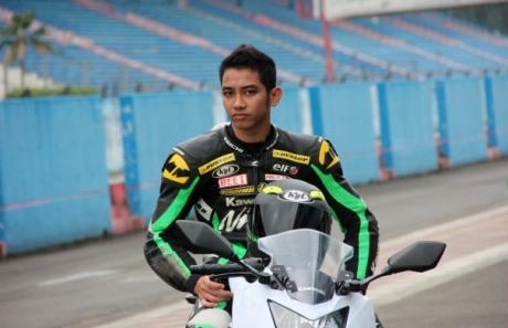 pembalap-kawasaki-indonesia-ha-yudhistira-pindah ke Honda