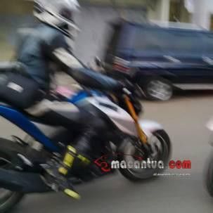 Penampakan Yamaha MT15 ini bikin calon Konsumen New Vixion Advance Galau dan tunda pembelian 03 Pertamax7.com