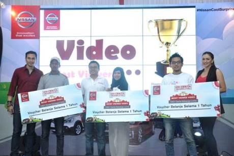 Sudah 200.000 unit Grand Livina di Indonesia, Nissan beri apresiasi 1001 Cerita Keluarga 01 pertamax7.com