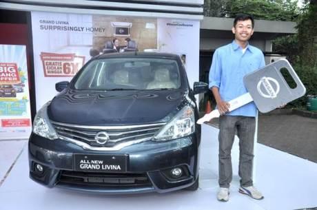 Sudah 200.000 unit Grand Livina di Indonesia, Nissan beri apresiasi 1001 Cerita Keluarga 04 pertamax7.com