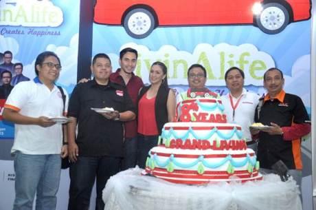 Sudah 200.000 unit Grand Livina di Indonesia, Nissan beri apresiasi 1001 Cerita Keluarga 05 pertamax7.com