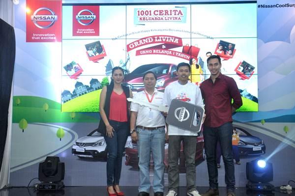 Sudah 200.000 unit Grand Livina di Indonesia, Nissan beri apresiasi 1001 Cerita Keluarga 06 pertamax7.com
