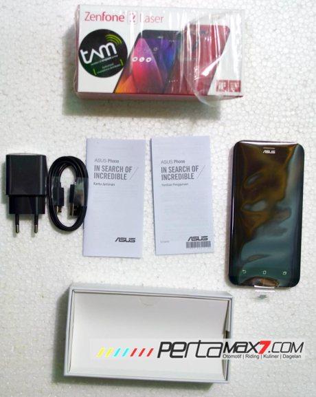 Unboxing Asus Zenfone 2 Laser enak di genggam desain menawan 12 Pertamax7.com