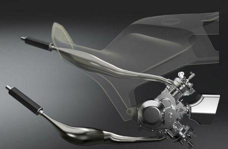 VINS Kenalkan Motor 100 cc 2T Vtwin di EICMA, Nampak Seram bin sadis 04 Pertamax7.com