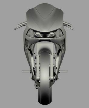 VINS Kenalkan Motor 100 cc 2T Vtwin di EICMA, Nampak Seram bin sadis 09 Pertamax7.com