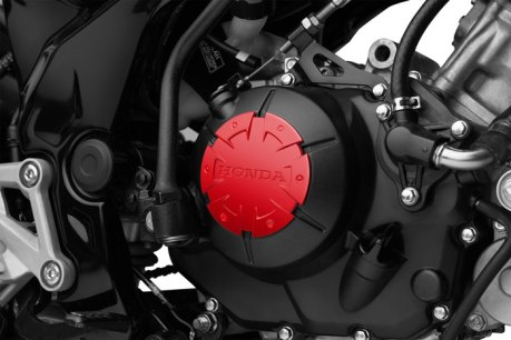 Aksesoris All New Honda CB150R Streetfire Engine-Cover Pertamax7.com