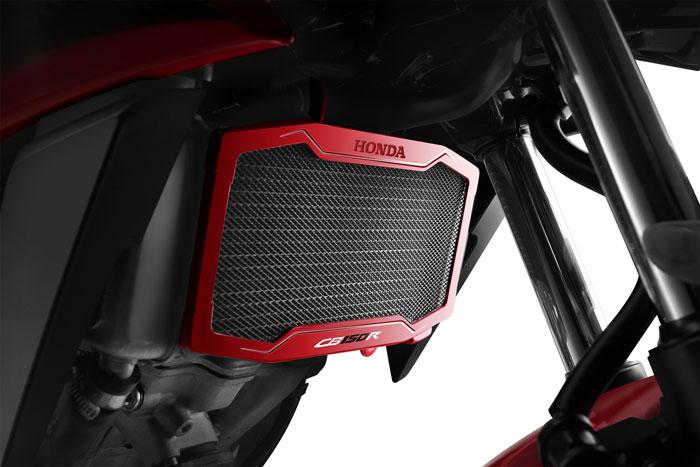 Aksesoris All New Honda CB150R Streetfire Radiator-Cover Pertamax7.com