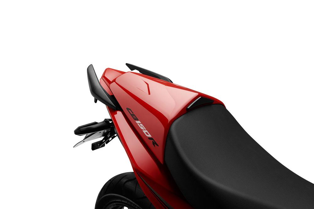 Aksesoris All New Honda CB150R Streetfire Seat-Cowl Pertamax7.com