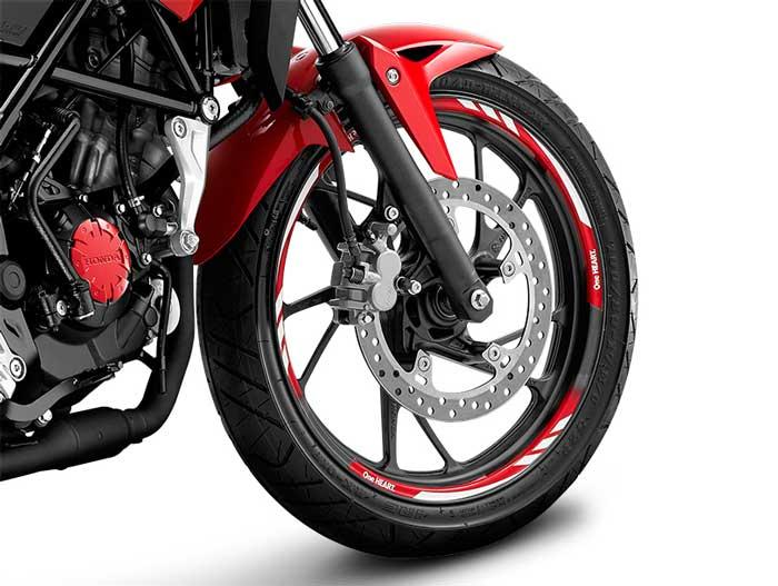 Aksesoris All New Honda CB150R Streetfire Wheel-List-Sticker Pertamax7.com