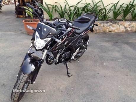 All New Honda CB150R Buatan Indonesia sampai di Vietnam, Knapotnya Pake Moncong Pipa 00 pertamax7.com
