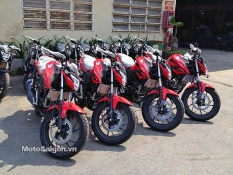 All New Honda CB150R Buatan Indonesia sampai di Vietnam, Knapotnya Pake Moncong Pipa 01 pertamax7.com