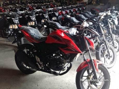 All New Honda CB150R Buatan Indonesia sampai di Vietnam, Knapotnya Pake Moncong Pipa 03 pertamax7.com