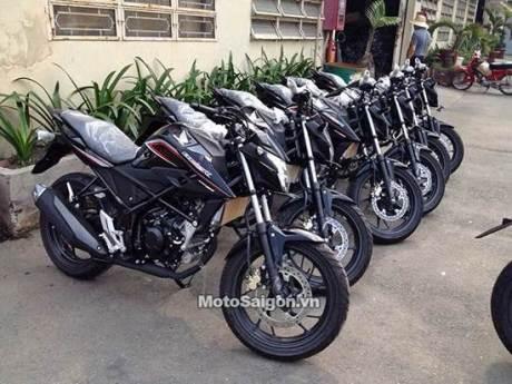 All New Honda CB150R Buatan Indonesia sampai di Vietnam, Knapotnya Pake Moncong Pipa 04 pertamax7.com