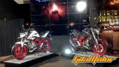 all new honda CB150R special edition 2015 rangka tralis merah pertamax7.com