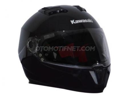 Beli Kawasaki Ninja 300FI dapat helm Nolan N86, Enake
