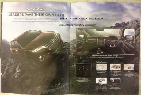 Brosur Toyota All New Fortuner 2016 Bocor Di Internet, Ada 6 Tipe Sudah Bisa Dipesan Booking Fee Rp.10 Juta 03 Pertamax7.com