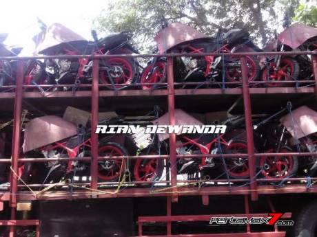 Distribusi All New Honda CB150R Special Edition mulai Rambah Daerah, Nongol di Jogja Bro 01 Pertamax7.com
