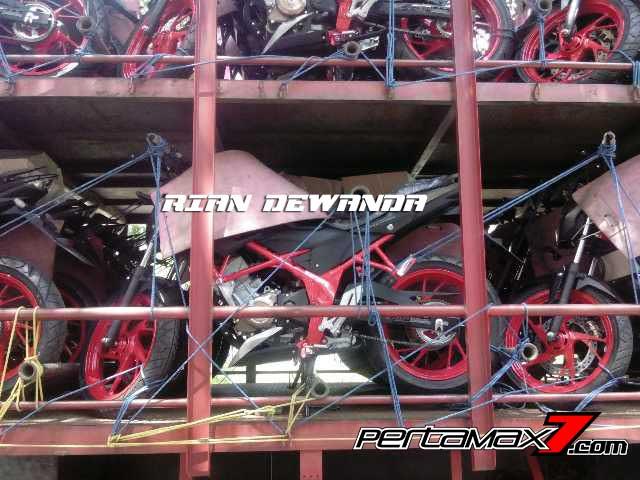 Distribusi All New Honda CB150R Special Edition mulai Rambah Daerah, Nongol di Jogja Bro 02 Pertamax7.com