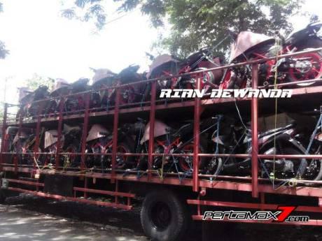 Distribusi All New Honda CB150R Special Edition mulai Rambah Daerah, Nongol di Jogja Bro 04 Pertamax7.com