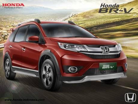 Honda BR-V 7 Seater Crossover SUV pertamax7.com 1