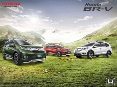 Honda BR-V resmi meluncur mulai Rp.226,5 Juta 7 Seater Crossover SUV pertamax7.com