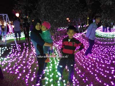 Indahnya Festival Festival Of Light Kaliurang Jogja, Boleh Di Injak Kah Awas Kesetrum 01 Pertamax7.com
