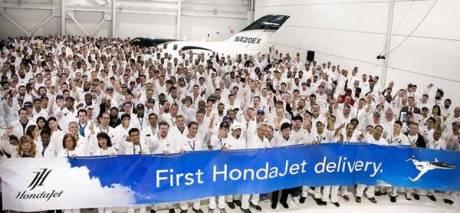 Ini dia Pemilik HondaJET Pertama di dunia pertamax7.com 2
