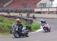 Intip Kegiatan Safety Riding Course Jakarta Max Owners 16 pertamax7.com