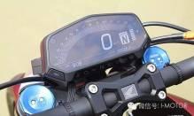 Kala Honda SFA 150 Concept Di Pamerkan Di Hongkong Pakai Spakbor Dan Spion Di Ruang Terbuka Nampak Keren 05 Pertamax7.com