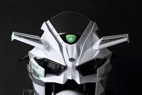 Kawasaki Ninja H2R Livery Trick Star Racing 10 Pertamax7.com