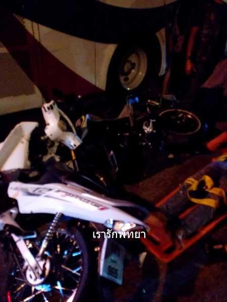 Kecelakaan Pertama Yamaha M-slaz di Thailand Ini memilukan 01 Pertamax7.com