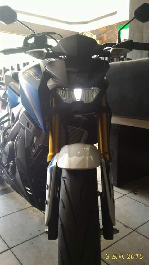 lampu senja yamaha M-slaz MT-15 peryamax7.com