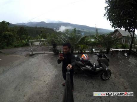 Meriahnya Acara Ulang tahun Jatimotoblog di Wisata Air Panas Pacet Mojokerto, Asem di Kadalin 01 Pertamax7.com