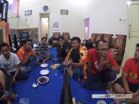 Meriahnya Acara Ulang tahun Jatimotoblog di Wisata Air Panas Pacet Mojokerto, Asem di Kadalin 06 Pertamax7.com