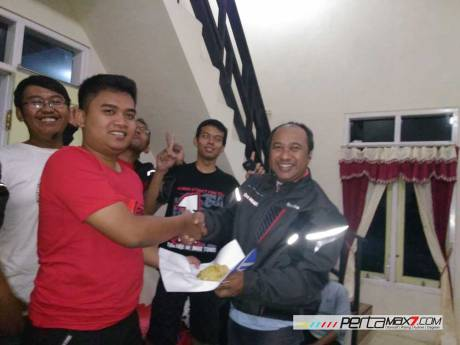 Meriahnya Acara Ulang tahun Jatimotoblog di Wisata Air Panas Pacet Mojokerto, Asem di Kadalin 07 Pertamax7.com