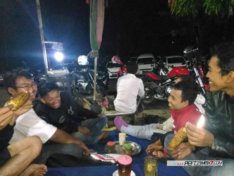 Meriahnya Acara Ulang tahun Jatimotoblog di Wisata Air Panas Pacet Mojokerto, Asem di Kadalin 11 Pertamax7.com
