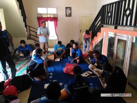 Meriahnya Acara Ulang tahun Jatimotoblog di Wisata Air Panas Pacet Mojokerto, Asem di Kadalin 12 Pertamax7.com