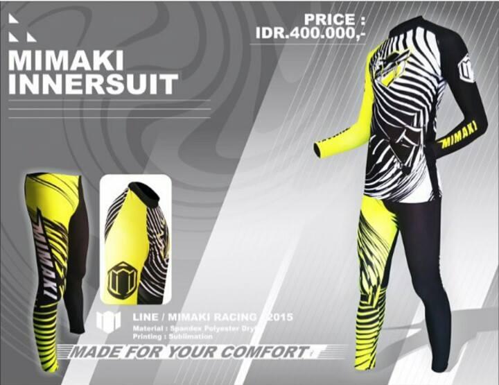 Mimaki Racing Inner Suit, Merk Indonesia Yang Nongol Di Gresini Moto2 Dan Moto3 pertamax7.com
