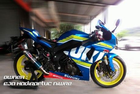 Modifikasi Suzuki Satria F 2008 jadi Full Fairing Bak GSX-R1000 Asal Aceh ini Keren Dan Rapi 06 Pertamax7.com