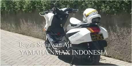 Modifikasi Yamaha Nmax Milik Pak Polisi ini Keren 01 Pertamax7.com