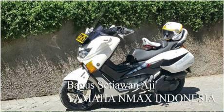 Modifikasi Yamaha Nmax Milik Pak Polisi ini Keren 02 Pertamax7.com