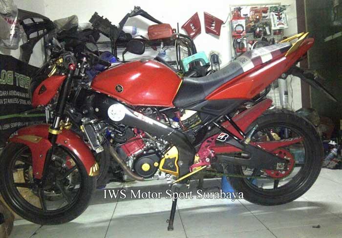 Modifikasi Yamaha Vixion Bored Up Stroke Up tembus 285 cc Karya IWSmotor SUrabaya 02 Pertamax7.com