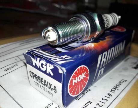 NGK-CPR9EAIX-9,-Busi-Iridium-Buat-Honda-CB150R,-CBR150R-dan-New-Sonic-150R-makin-Wuss-Wuss-cuma-Rp.100-rebu-pertamax7.com-