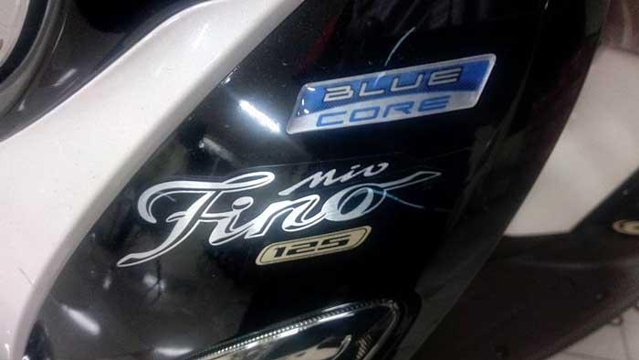 Nih Yamaha Mio Fino 125 Blue Core sudah Distribusi ke Diler, Siap di Jual  02 Pertamax7.com