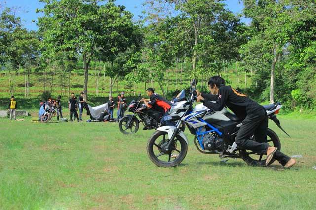 Paguyuban StreetFire Jateng-Jogja Gelar Bikers Camp Peringati Ulang Tahun Kedua 04 Pertamax7.com