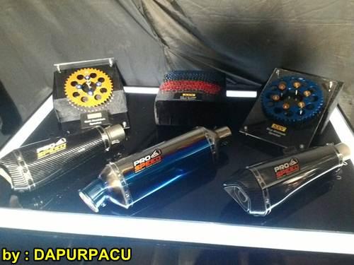 part aksesoris all new honda CB150R special edition pertamax7.com