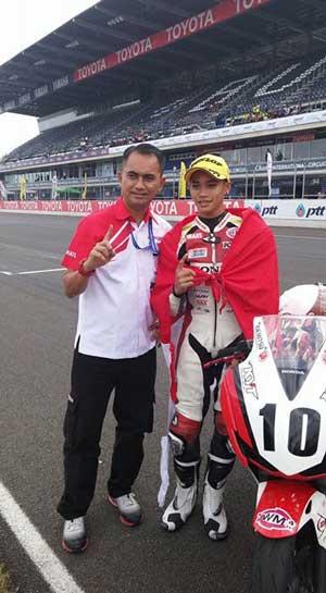 Pebalap-Honda-Indonesia-Podium-2--Race-1-Final-Asia-Dream-Cup-2015-pertamax7