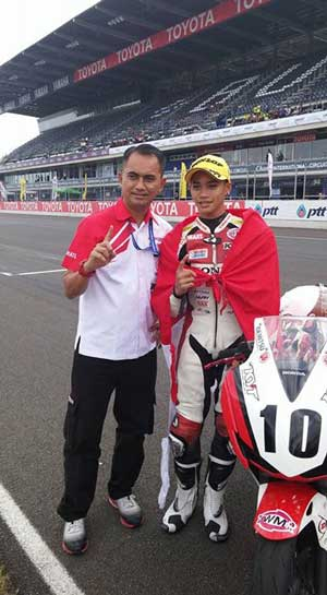 Pebalap-Honda-Indonesia-Podium-2--Race-1-Final-Asia-Dream-Cup-2015-pertamax7
